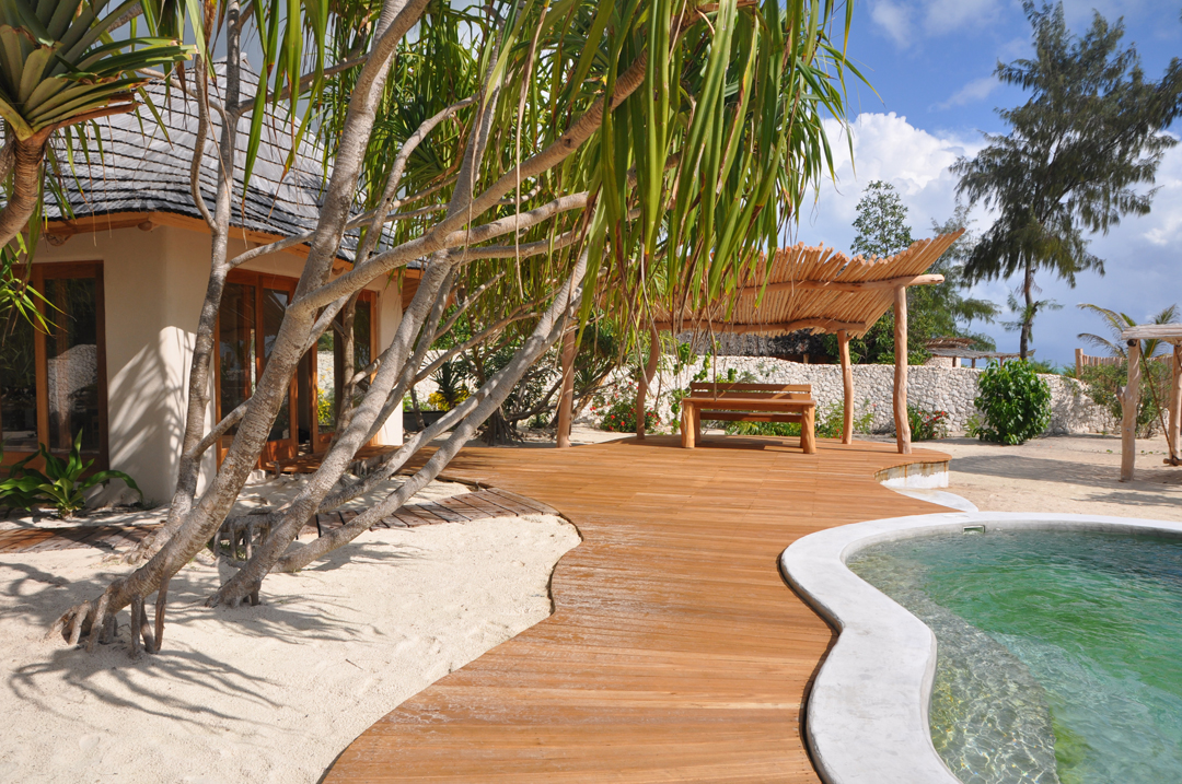 Zanzibar white sand luxury villas spa hip hotels for Hotel luxury zanzibar