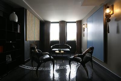 h tel juliana paris hip hotels. Black Bedroom Furniture Sets. Home Design Ideas