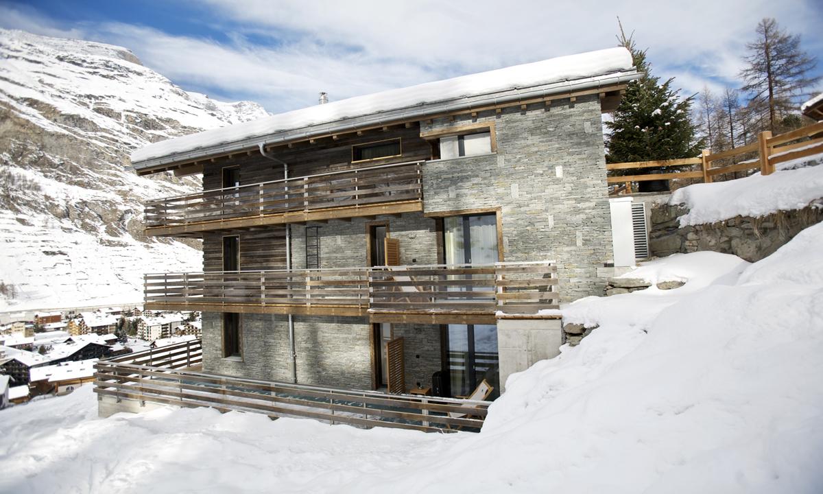 Cervo mountain boutique resort zermatt hip hotels for Boutique hotel zermatt