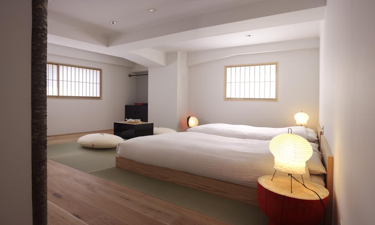 Claska tokyo hip hotels for Design hotel tokyo