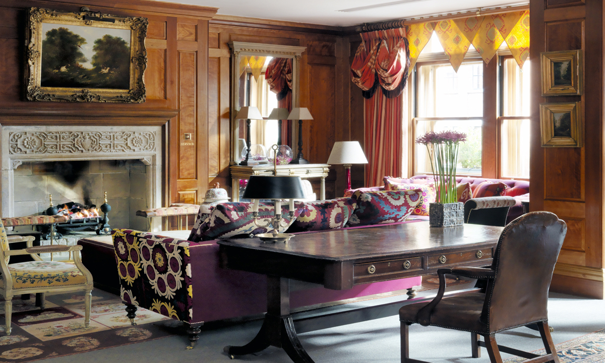Covent garden hotel london hip hotels for Hotel a covent garden