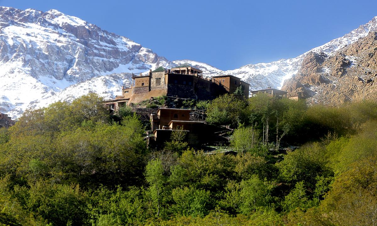 Kasbah du toubkal toubkal national park hip hotels for Morocco motors erie pa