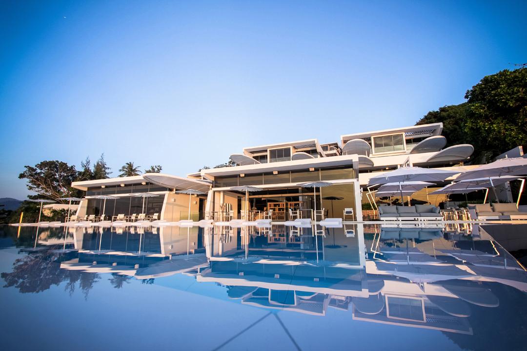 Kata rocks phuket hip hotels for Hippest hotels