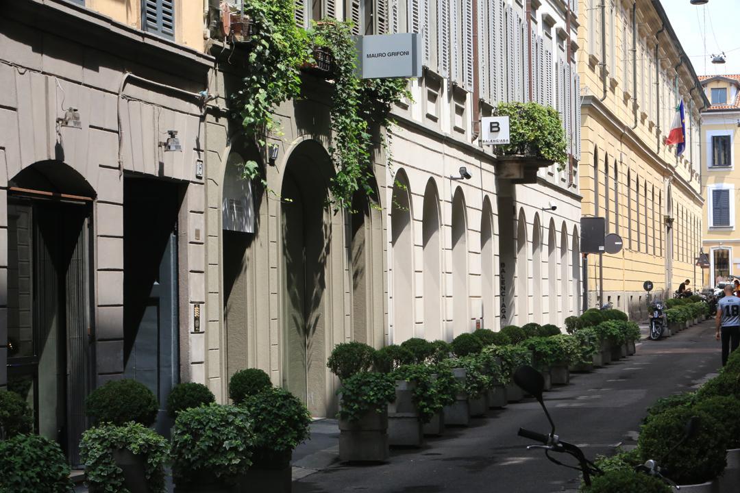 Grand hotel et de milan milan hip hotels for Hotel milan