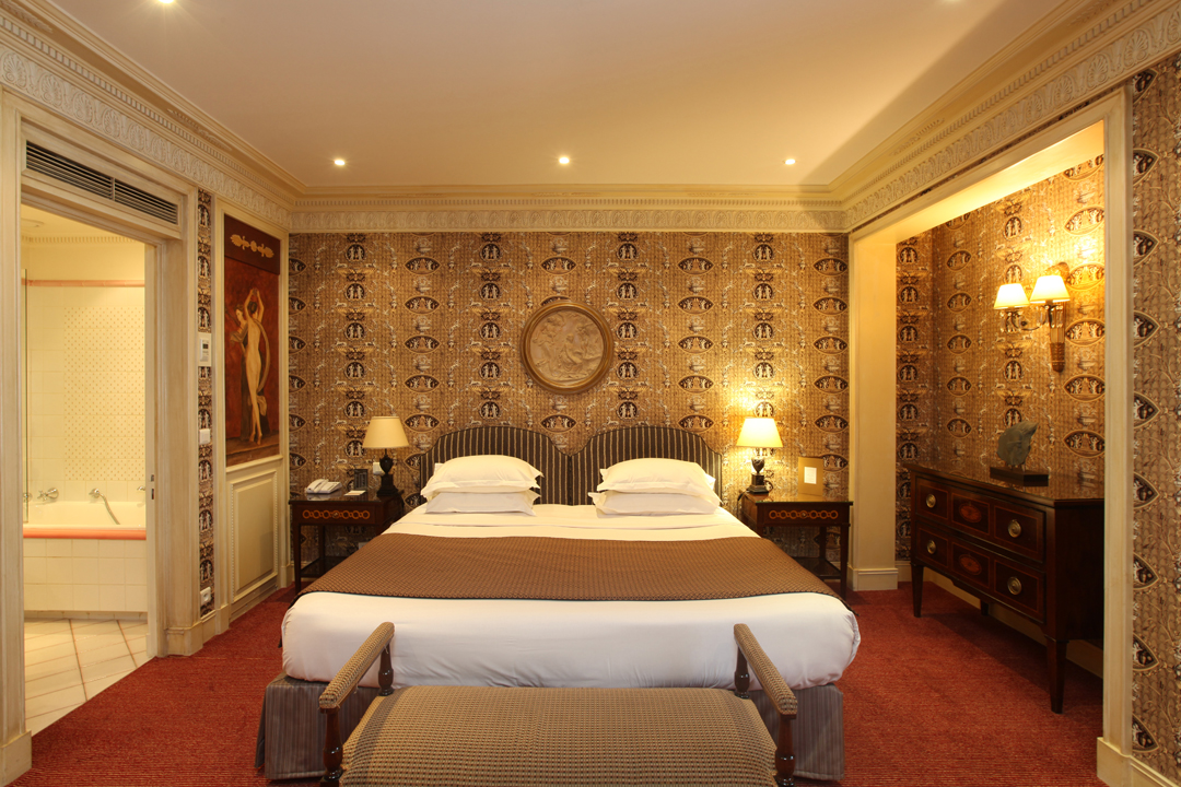 Hotel Des Grandes Hommes Paris